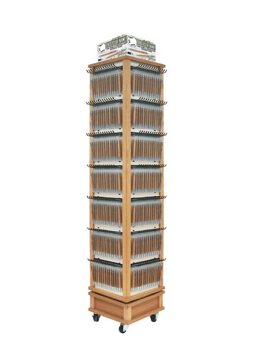 Bamboo Pens Display by Danbar Distribution