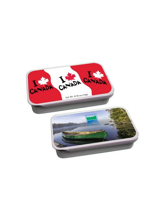 Custom Mint Tins from Danbar Distribution