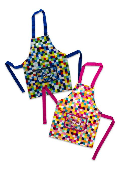 Personalized Aprons by Danbar Distribution