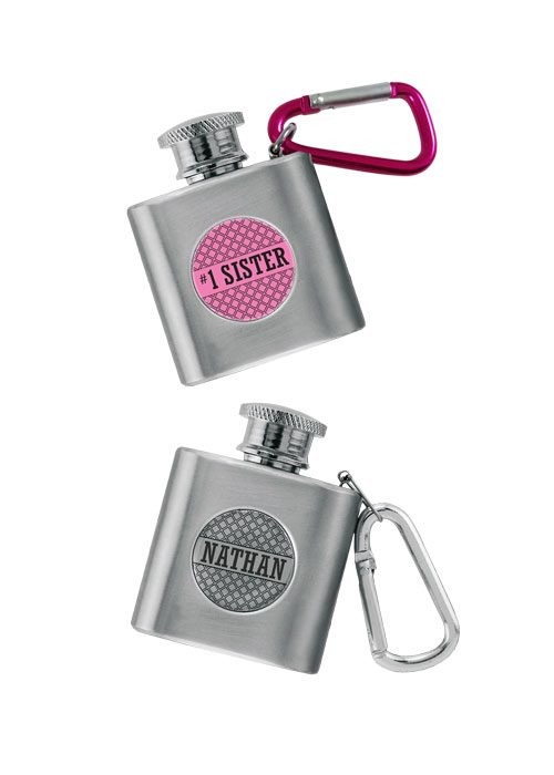 Mini Flasks by Danbar Distribution